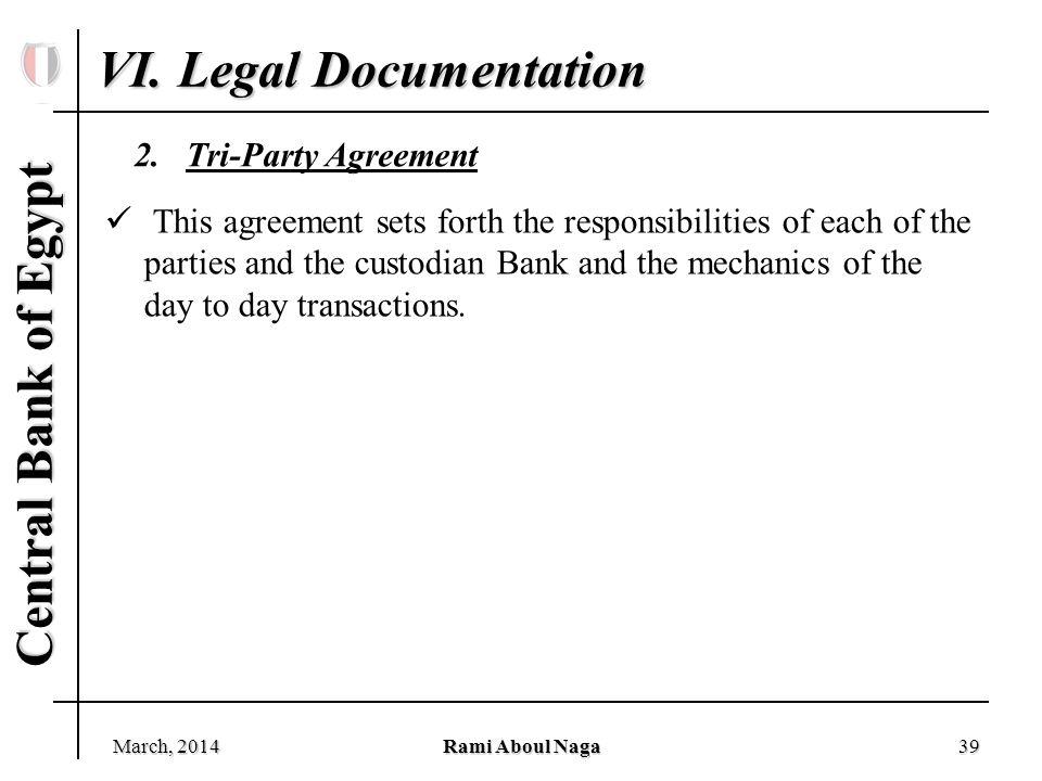 Central Bank Of Egypt 1march 2014rami Aboul Naga