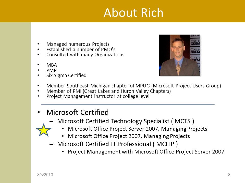Bells And Whistles Of Microsoft Project 2010 June 7 Th Ppt Download