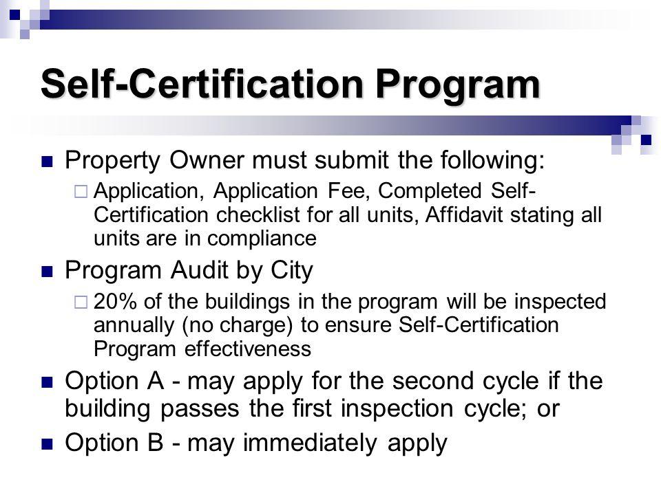 Rental Property Inspection Program Stockton City Council December 14