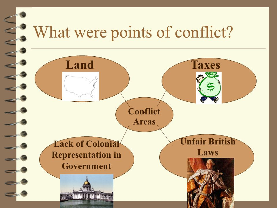 political causes of the american revolution