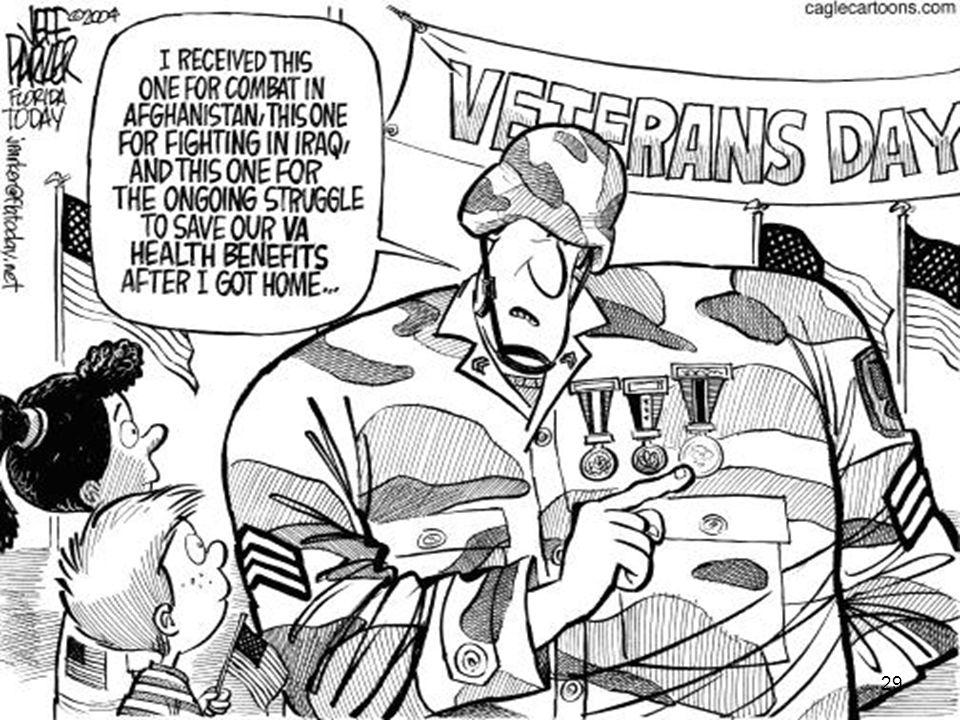 Veterans, VA, and PTSD Claims NAMI, June Veterans, VA, and