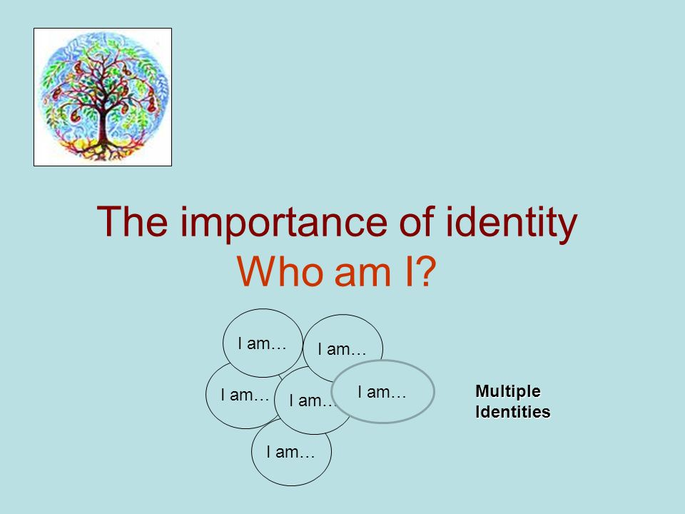the importance of having an identity Why cultural and national identity is crucial for a country culture is a shared sense of custom, language, belief, behavior this defines a group of people who share the same attitude or the way of living.