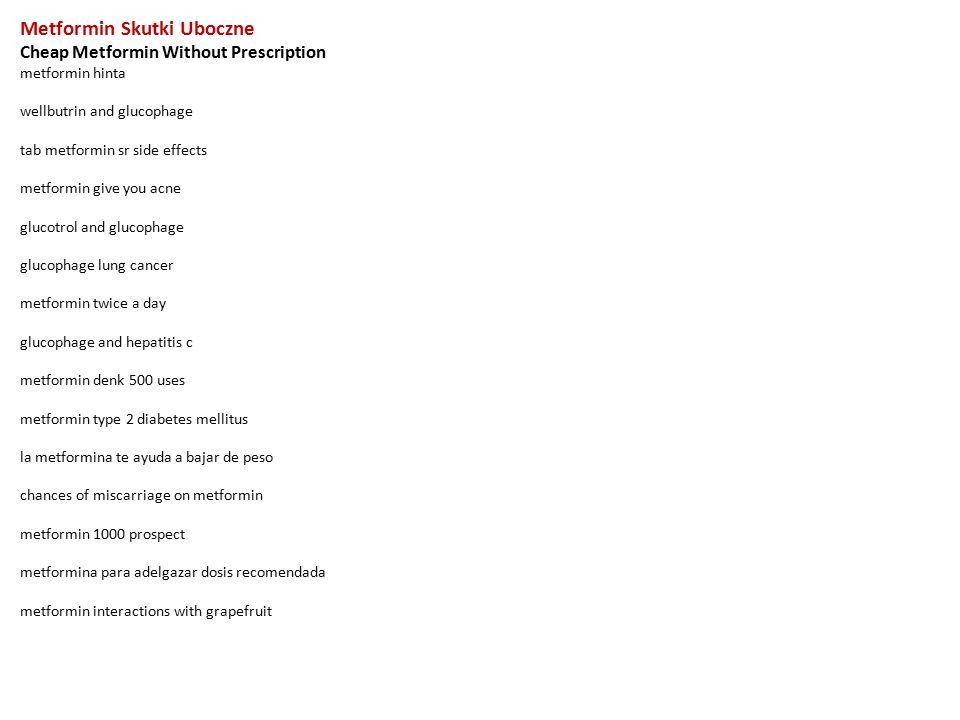 metformina para bajar de peso dosis recomendada para