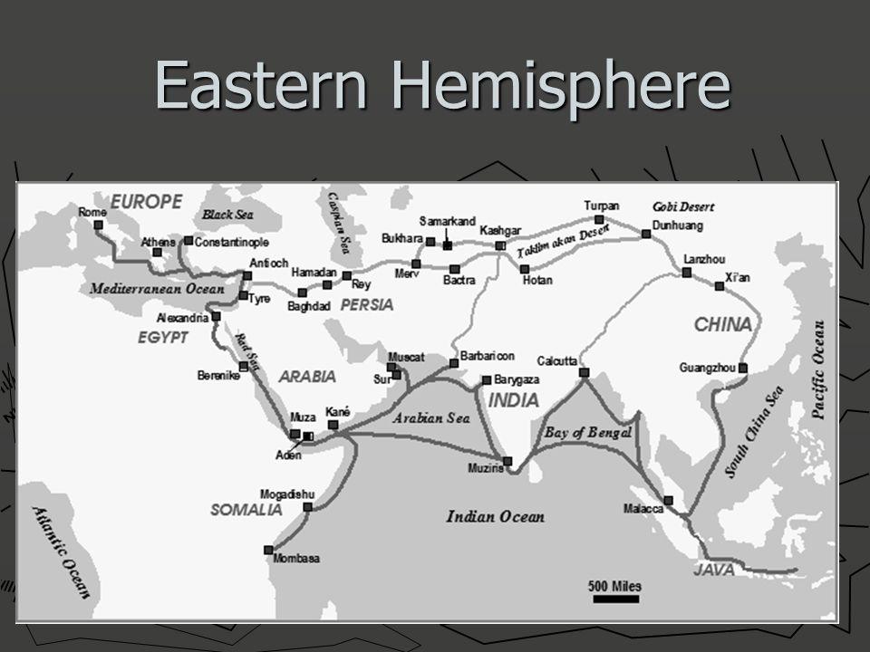 1 Eastern Hemisphere
