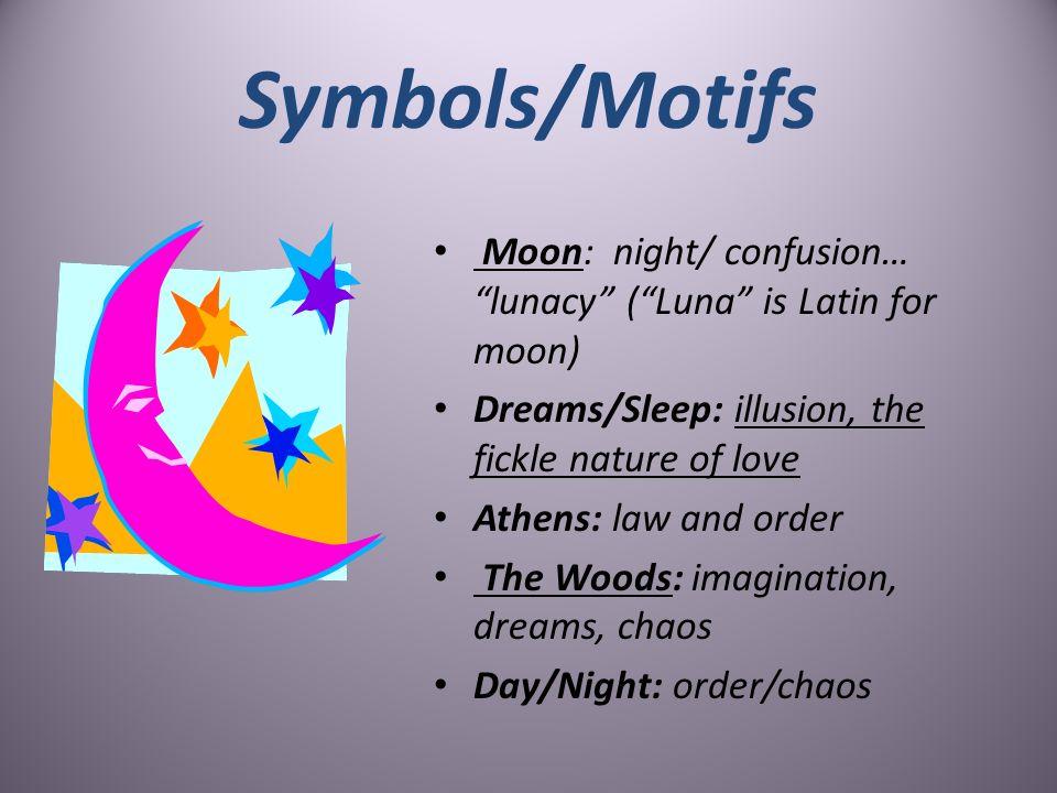 metaphors in a midsummer nights dream