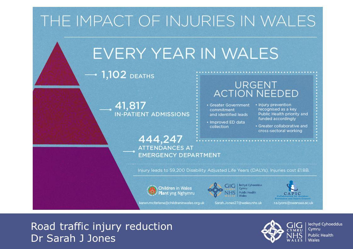 Insert name of presentation on Master Slide Road traffic injury ...