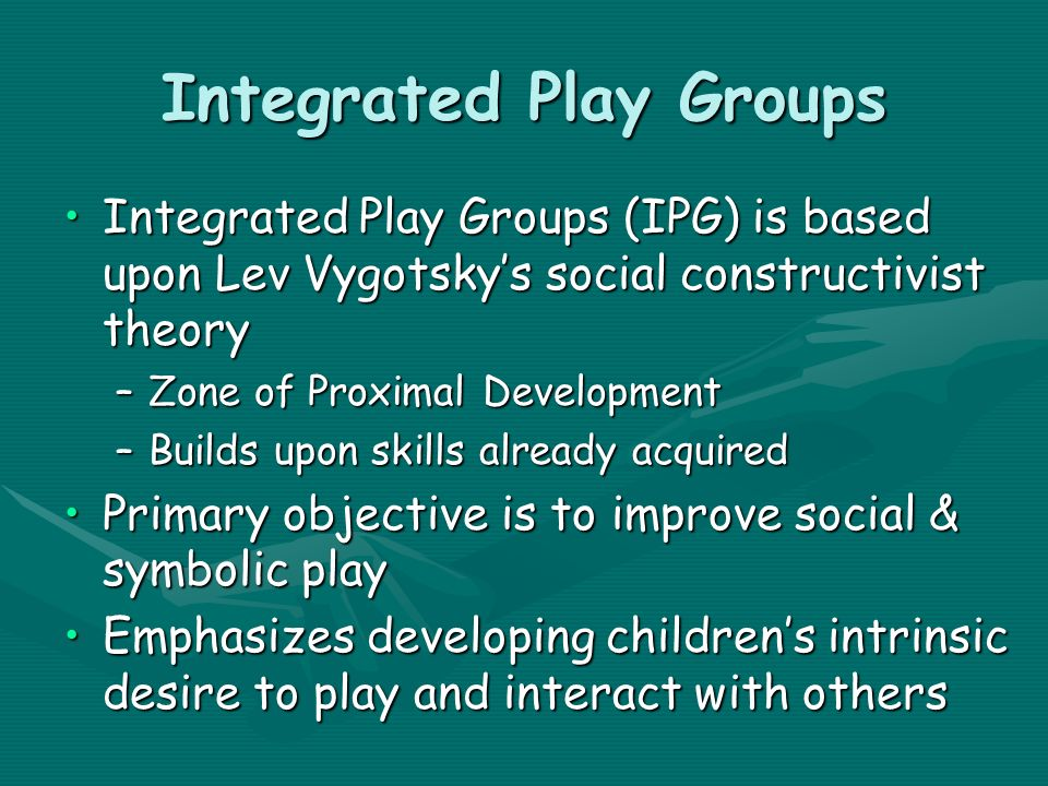Integrated Play Groups Help Children >> What Is Life Without Play And How Do We Help All Children Benefit