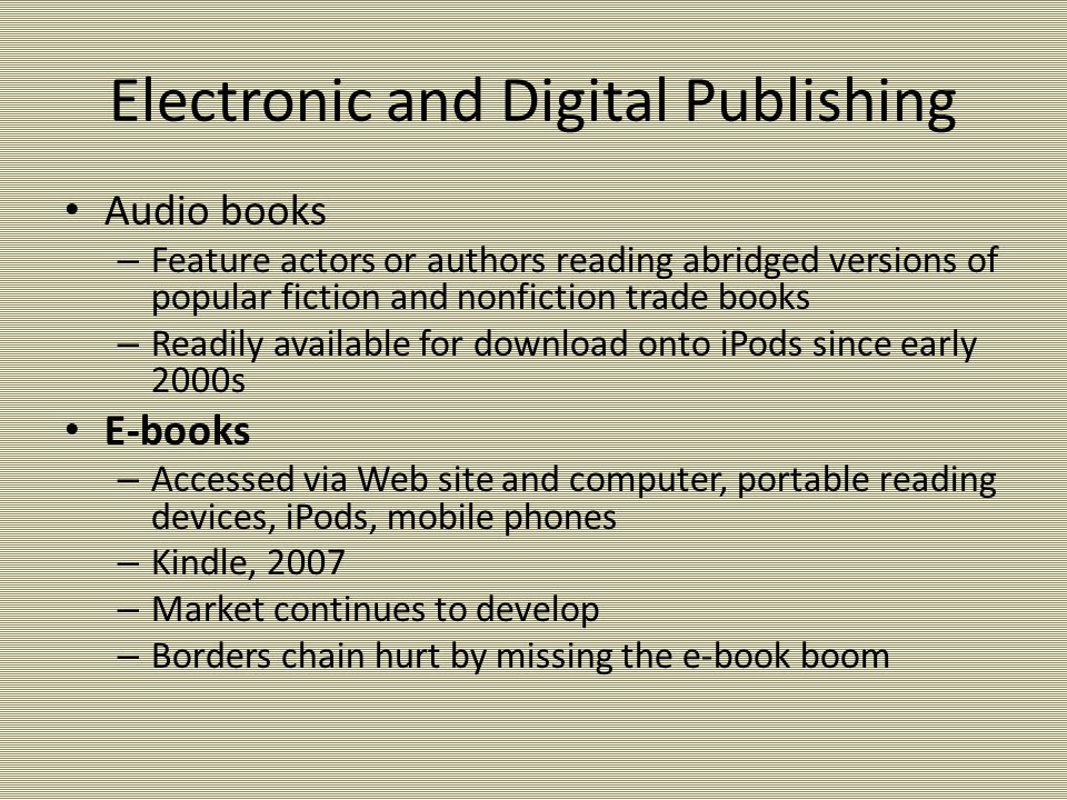 Books And The Power Of Print Chapter 2 Books In The Beginning