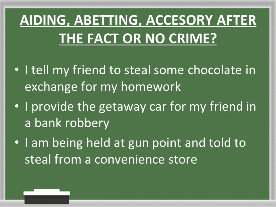 Aiding and abetting a criminal offence definition fraction to decimal converter betting