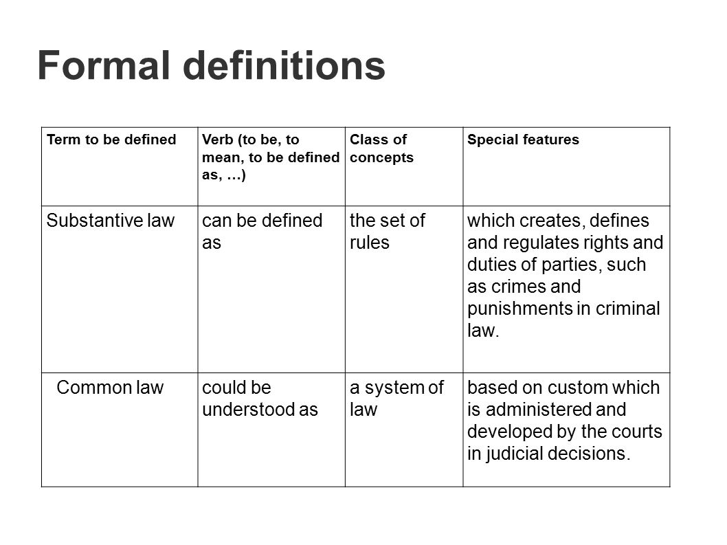 Civil liability: the concept and features 27