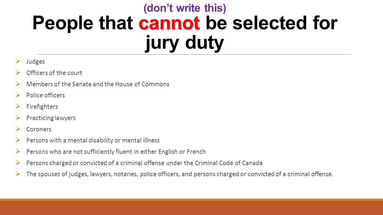 Canada's Justice System  How do citizens and organizations