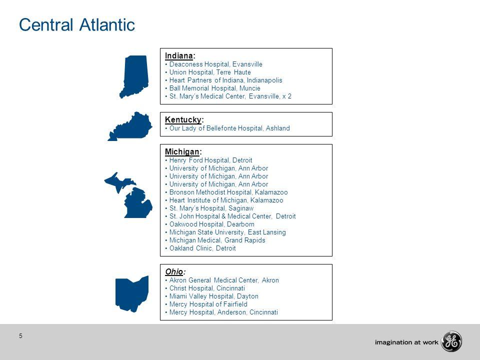 Americas LightSpeed VCT  2 North East Massachusetts: Beth