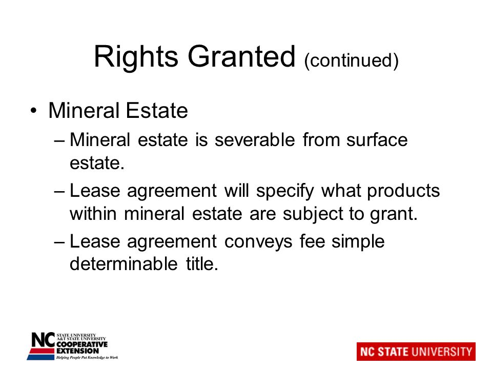 Evaluating Oil Gas Lease Proposals Theodore A Ted Feitshans