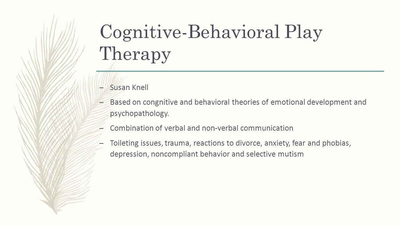 theoretical orientation on cognitive behavioral therapy Metaphor and stories may be used within any theoretical orientation, including client- centered, cognitive-behavioral, adlerian, narrative, family, gestalt, jungian, psychoanalytic, object relations and psychodynamic and the clinician's theoretical underpinnings guide the.