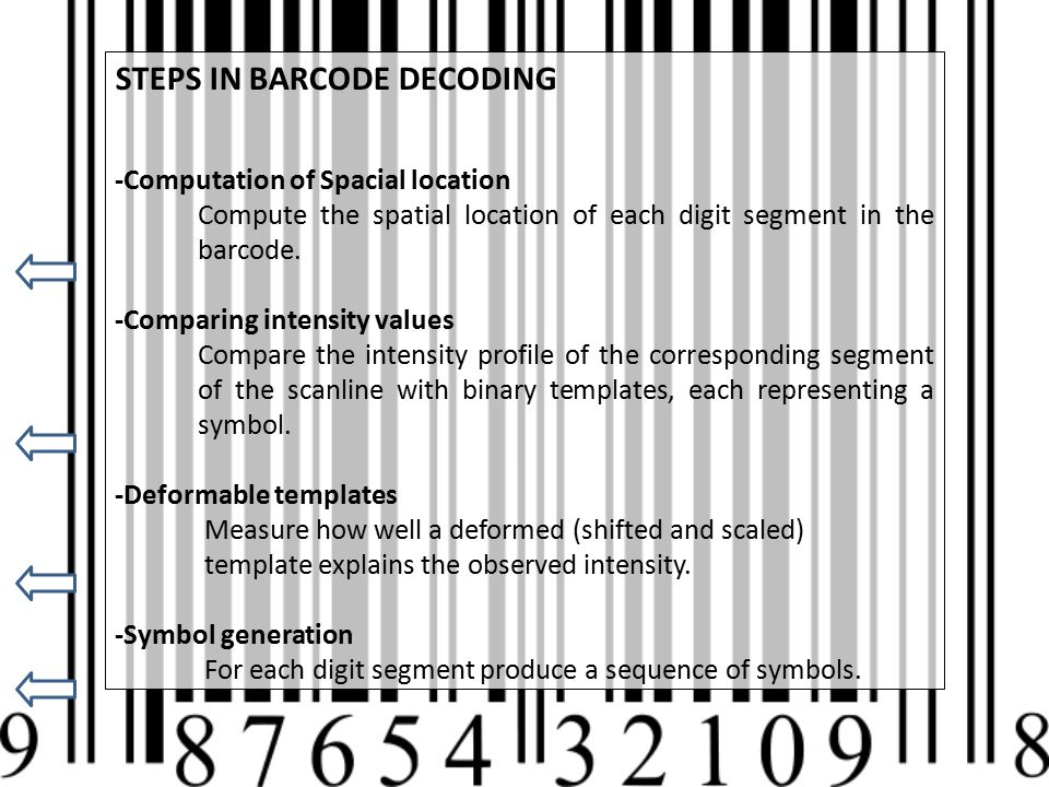 reading 1d barcodes with mobile phones using deformable templates