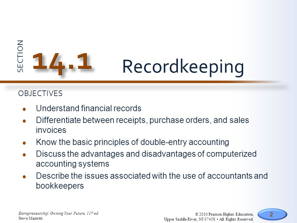 Chapter Section 141 Recordkeeping 142 Accounting Systems. 2 Section Objectives. Worksheet. Accounting Worksheet Advantages At Mspartners.co