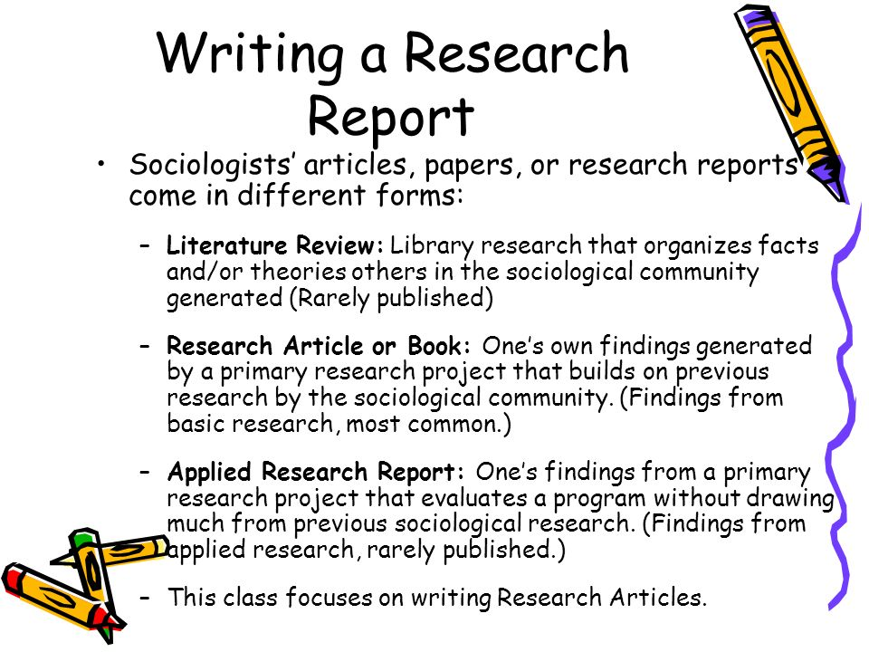 sociologist research paper Sociology research paper help with writing sociology research papers a sociology research paper is an important part of this genre's curriculum because it forces the student to come up with ideas in the field and apply them to specific situations in society.