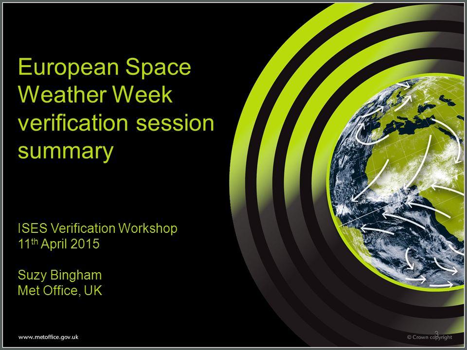 european space weather week - 960×720