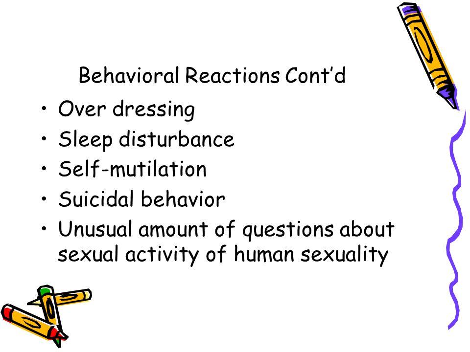 Traumagenic sexualization