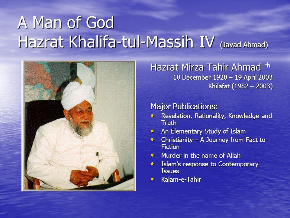 Khilafat Day Ahmadiyya Movement In Islam Oshkosh Chapter