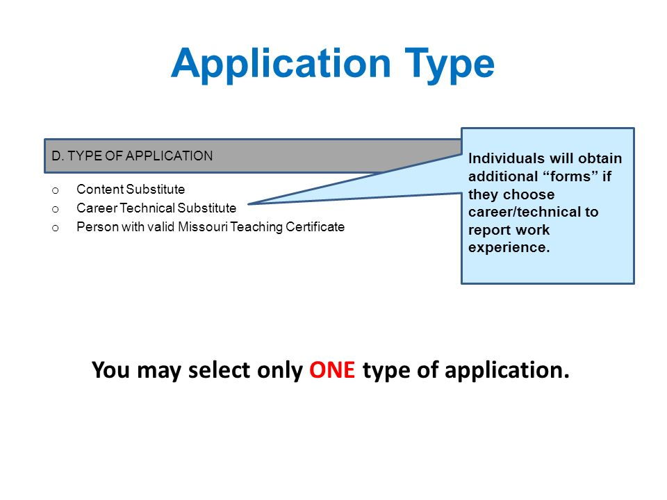Working Together To Provide Missouri Substitute Certificates Of