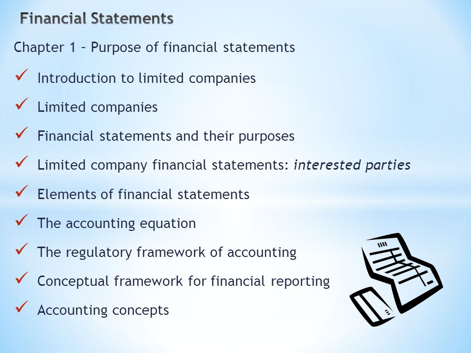 purpose of financial statements Hello, can you please differentiate between the following: 1 special purpose financial statements prepared under general purpose framework which is a fair.