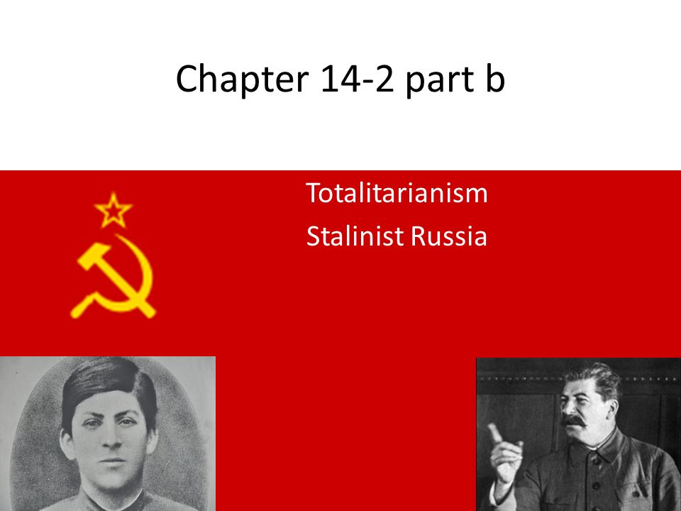 chapter 14 section 2 totalitarianism case study stalinist russia quiz