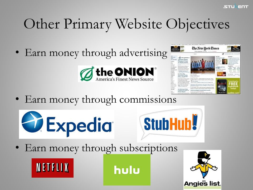 Chapter 1: Internet Marketing Foundations  Chapter Objectives