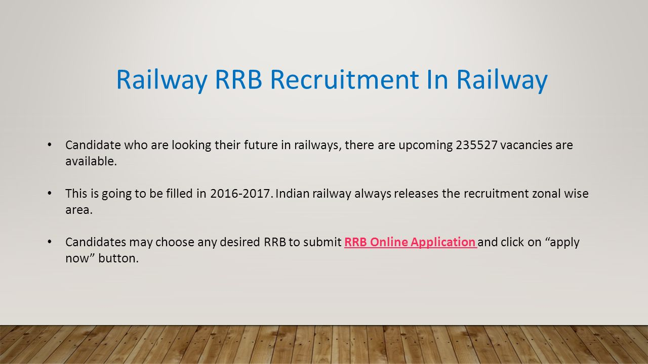 Railway Latest Vacancies 2016 Jobs In Metro  Indian Railways