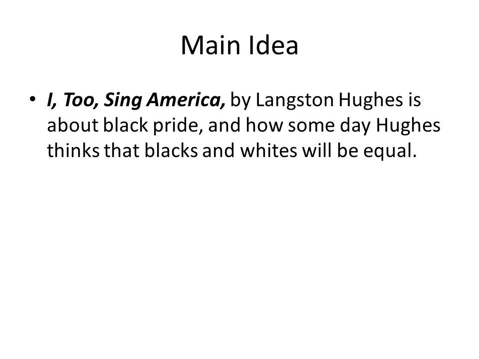 i too sing america