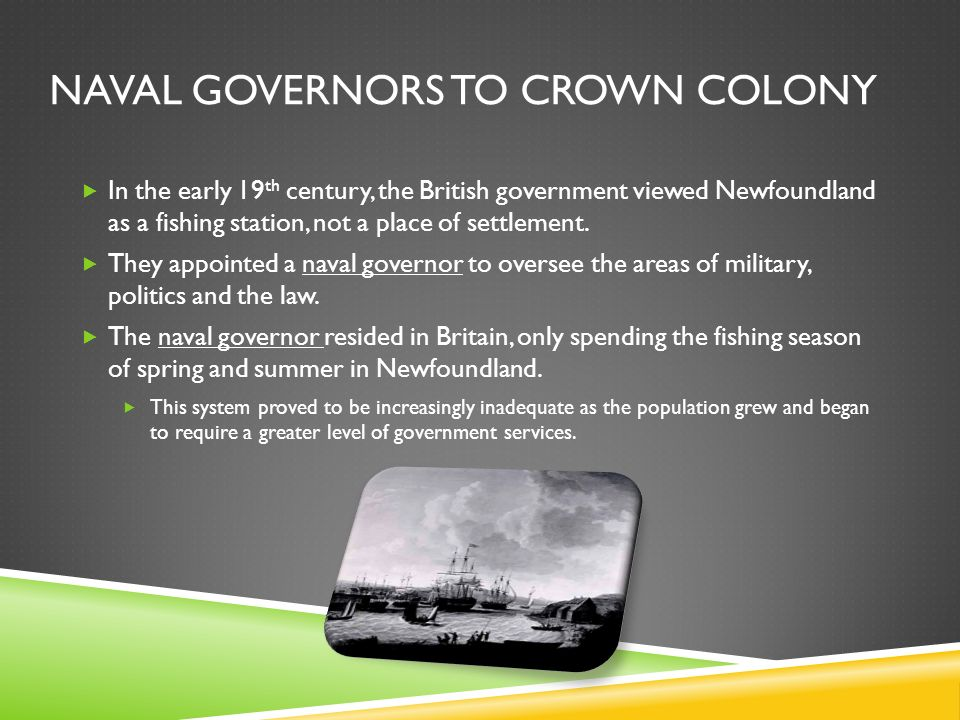 crown colony system of government