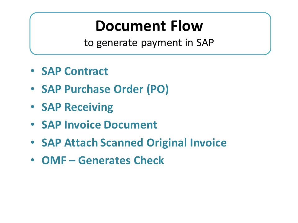 Invoices Payment Process Finance and Accounting Winter Training ppt