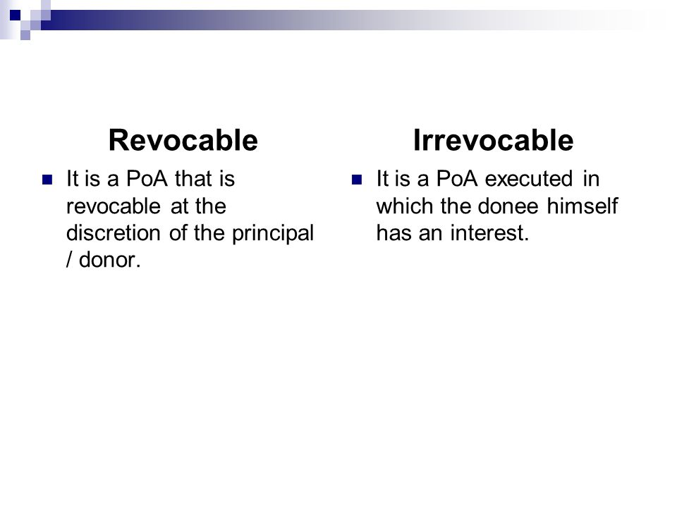 Power Of Attorney Contents Meaning Reasons For Executing A Poa