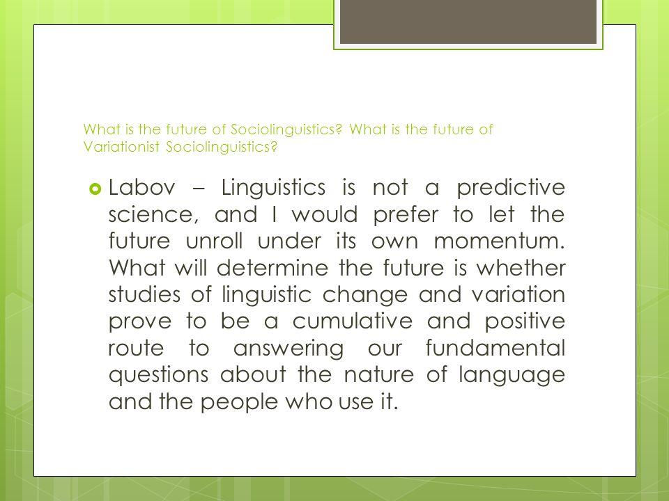 LABOV LANGUAGE IN THE INNER CITY EPUB