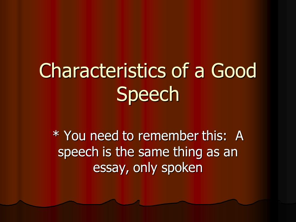 essay about characteristics of a good student Writing an essay can be a daunting task for both teachers and students in terms of creating and crafting a high quality essay, and finally editing and grading them it seems though we may have overlooked one of the toughest steps in writing an essay and that is actually selecting an appropriate.