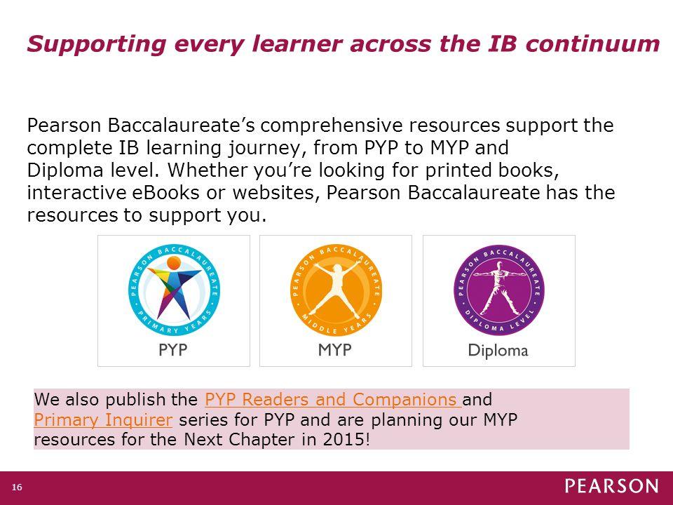 Ib Resources Books
