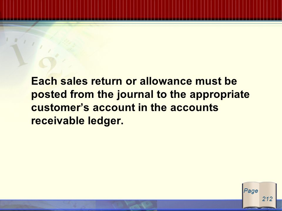 glencoe mcgraw hill accounting for sales and accounts receivable