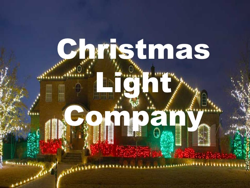 1 Christmas Light Company