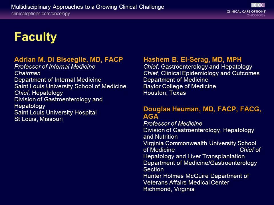 Hepatocellular Carcinoma in Veterans: Multidisciplinary