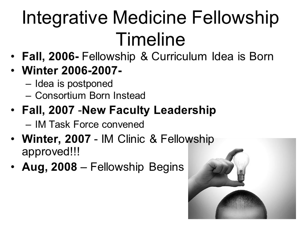 The Santa Rosa Integrative Medicine Curriculum and