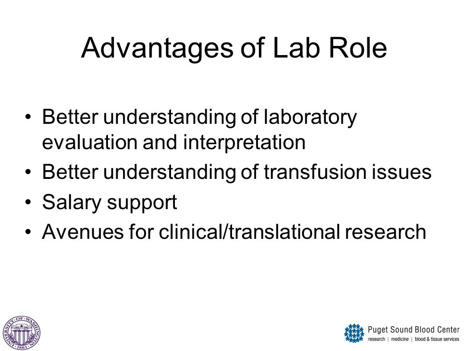 The Clinical Laboratory and the Hematologist Barbara A