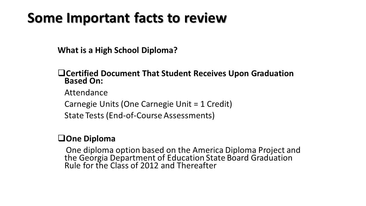 Georgia High School Graduation Requirements 2020.Mission Possible Graduation And Beyond Class Of Ppt Download