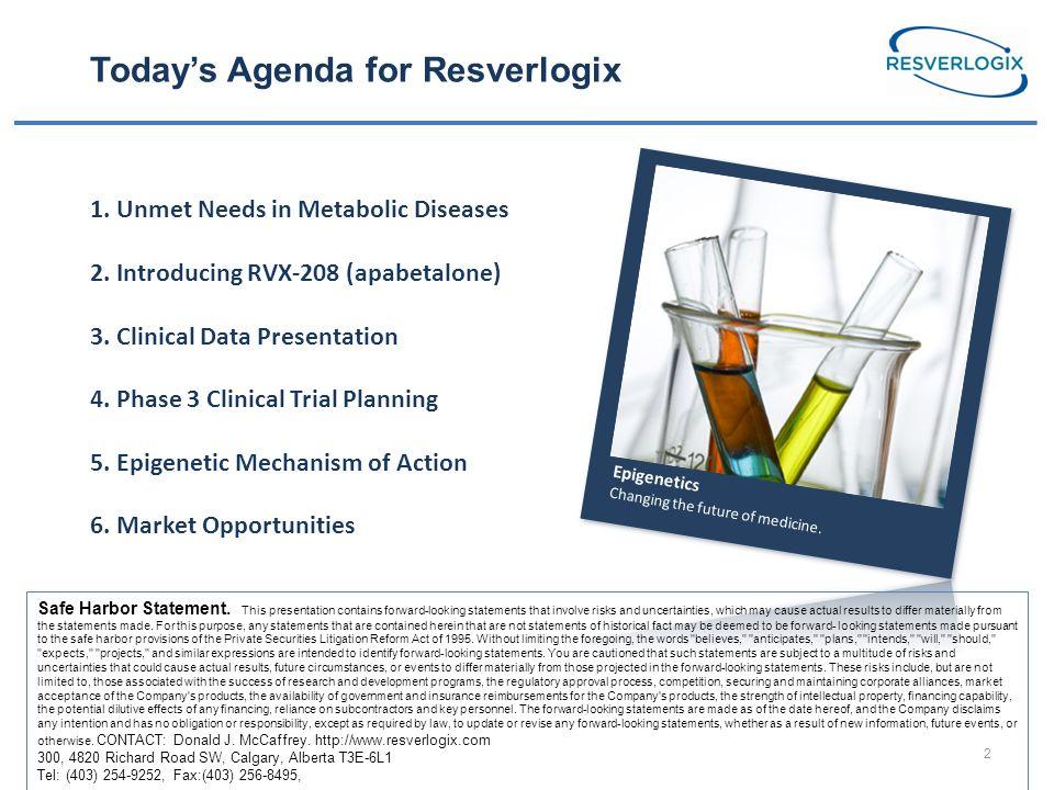 Resverlogix Corporate Update Q Ppt Download