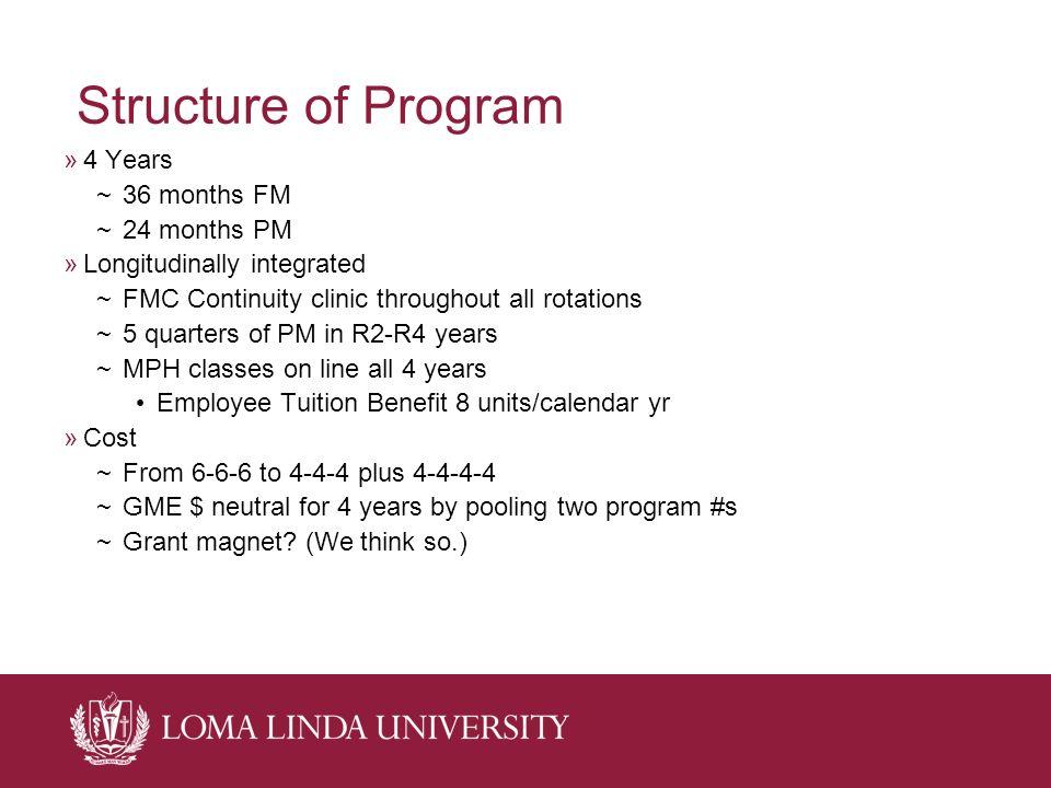 Global Health Residency Training at Loma Linda University