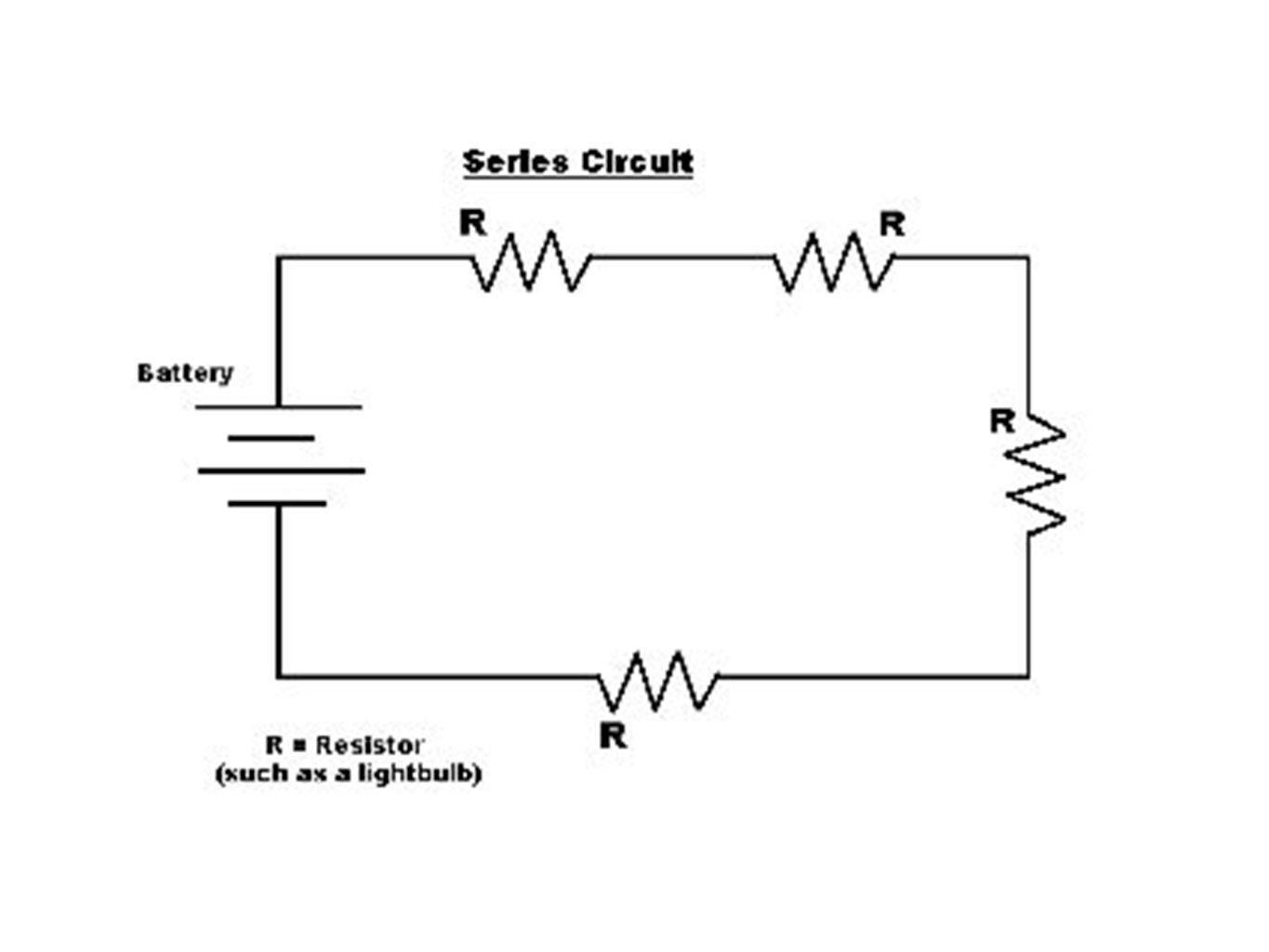 Electric Circuits Ohms Law Current Voltage And Resistance Are What Happens To In Other Lamps If One Lamp A Series Circuit 18 An Ammeter Is Instrument Used Measure