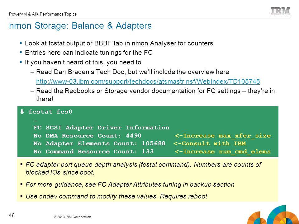 2013 IBM Corporation Steve Nasypany PowerVM & AIX Performance Topics RTP  UG. - ppt download
