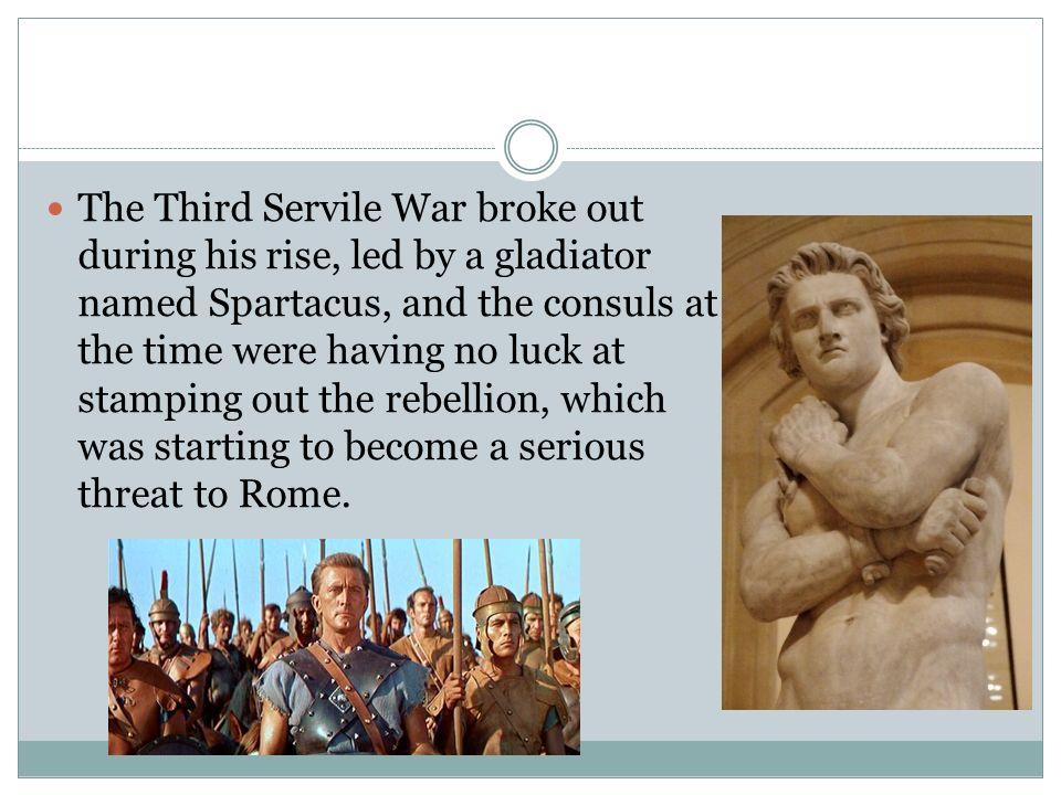 the first triumvirate was unsuccessful because
