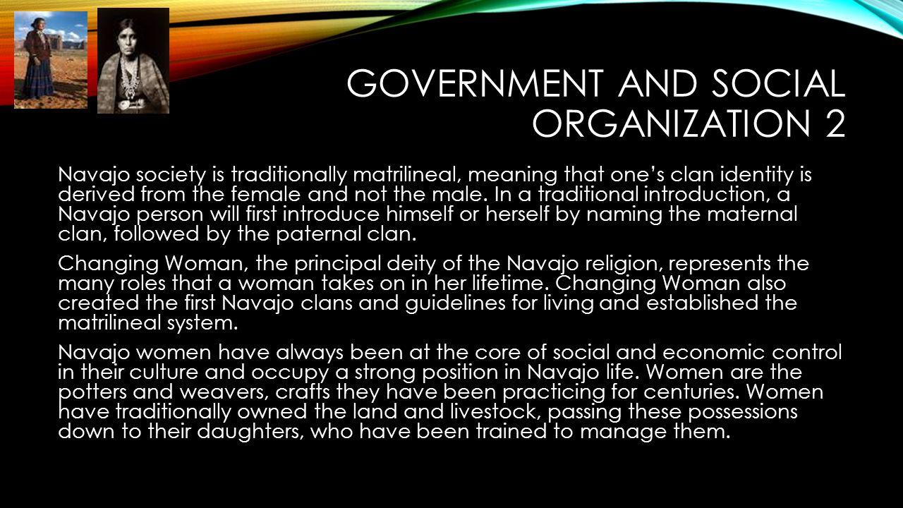 navajo introduction