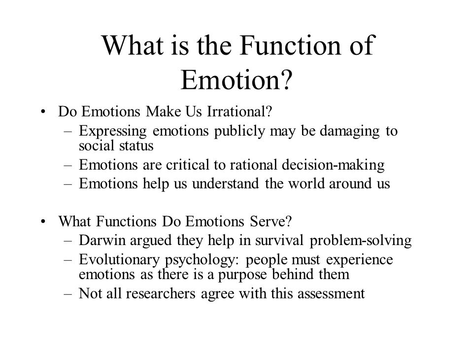 Emotions Defined Psychological Behavioral And Physiological