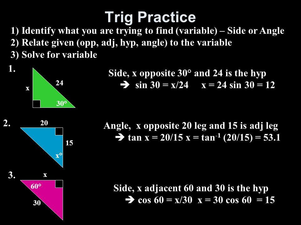 Trigonometry Lesson 74 What Is Trigonometry Trigonometry Is The